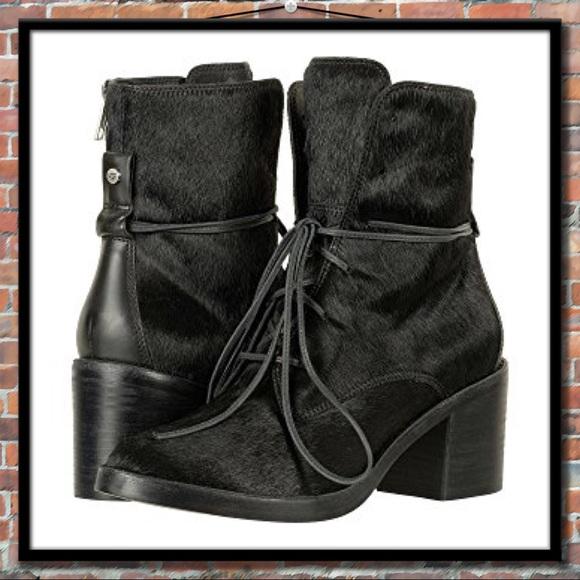 07fca203d1f UGG Oriana Exotic Calf Hair Boots NWT